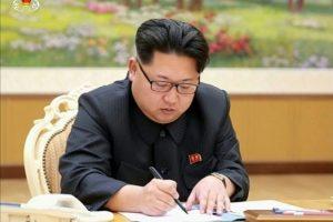 En las últimas semanas, el líder norcoreano Kim Jong-un había dado a entender que estaba desarrollando una bomba de hidrógeno o termonuclear, unas afirmaciones que los expertos ya recibieron con incredulidad. Foto:AFP. Imagen Por: