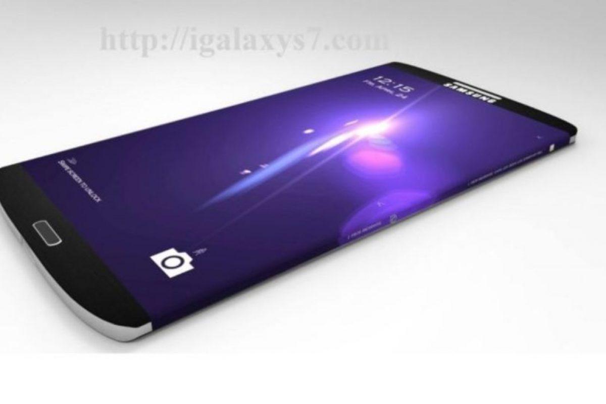 Conceptos del posible Samsung Galaxy S7 Foto:vía Tumblr.com. Imagen Por: