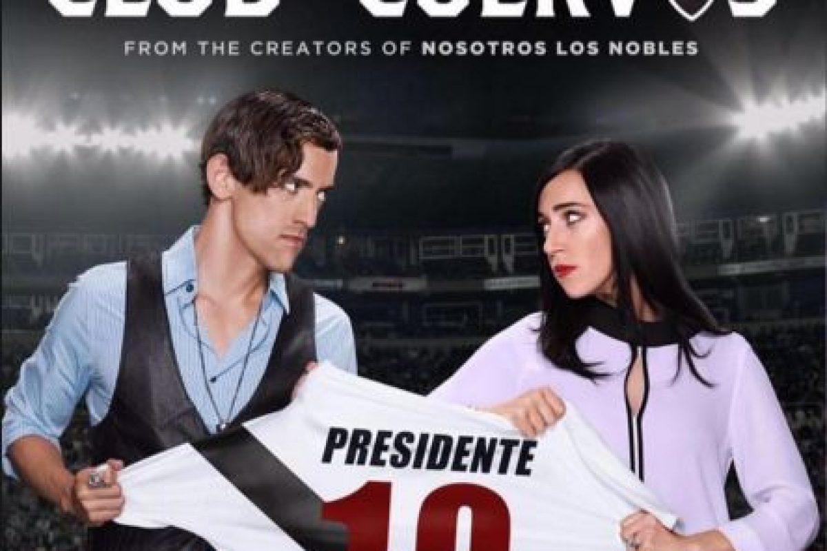 4- Club de Cuervos (Una temporada).. Imagen Por: