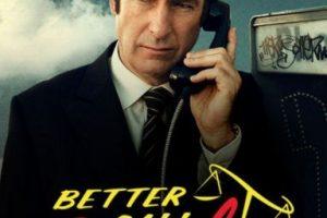 5- Better Call Saul (Una temporada). Foto:Netflix. Imagen Por: