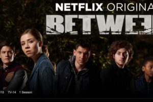 10- Between (Una temporada). Foto:Netflix. Imagen Por: