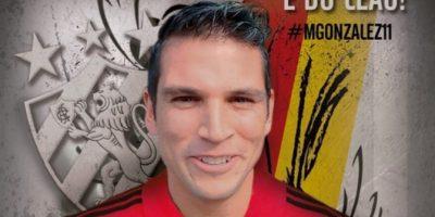 Mark González fue presentando como figura en Sport Recife y ya tiene dorsal