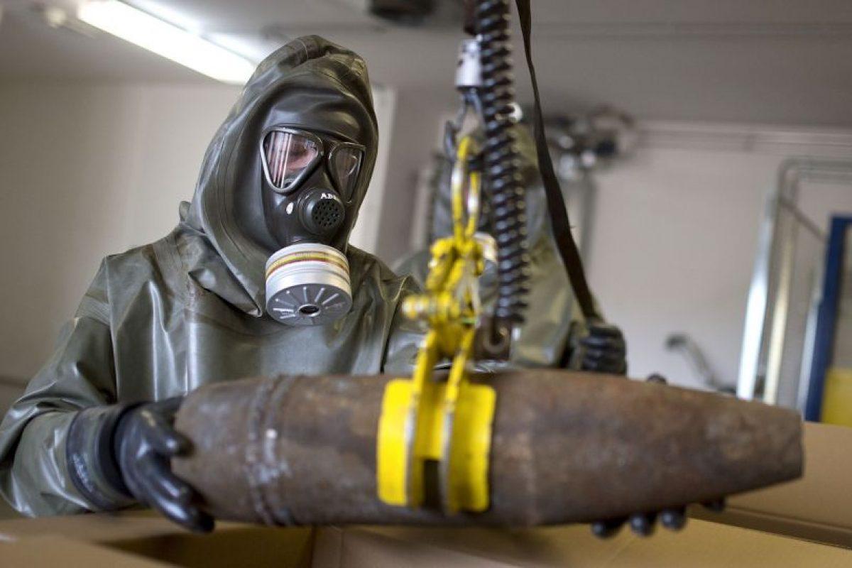 De acuerdo con la ONU se ha buscado la manera de desmantelar el uso irregular de estos artefactos. Foto:Getty Images. Imagen Por: