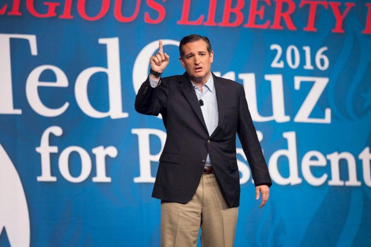 Ted Cruz. Foto:Getty Images. Imagen Por: