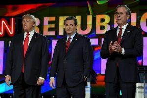 Los comentarios de los precandidatos republicanos sobre los latinos Foto:Getty Images. Imagen Por: