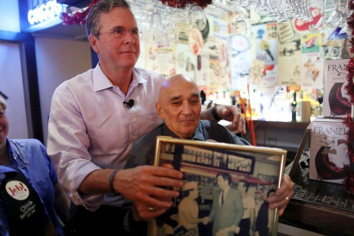 Tenía el 12% de preferencia sobre los demás presidenciables Foto:Getty Images. Imagen Por: