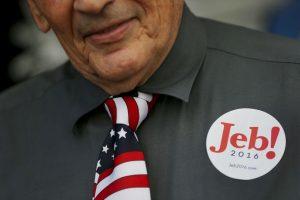 En junio de 2015, las encuestas daban a Jeb Bush como el candidato favorito Foto:Getty Images. Imagen Por: