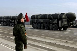 La última generación de estos misiles fue puesta a prueba el 28 de agosto de 2008. Foto:Getty Images. Imagen Por: