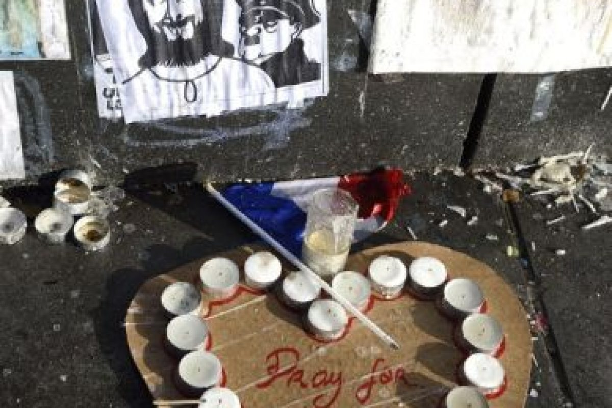 Este atentado lanzó al mundo el hashtag #JeSuisCharlie Foto:AFP. Imagen Por: