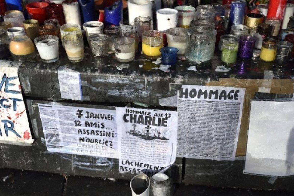 En ellos murió el editor principal de Charlie Hebdo Foto:AFP. Imagen Por: