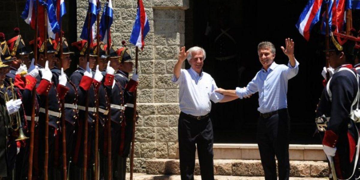 Argentina y Uruguay buscan recomponer las relaciones de los dos países