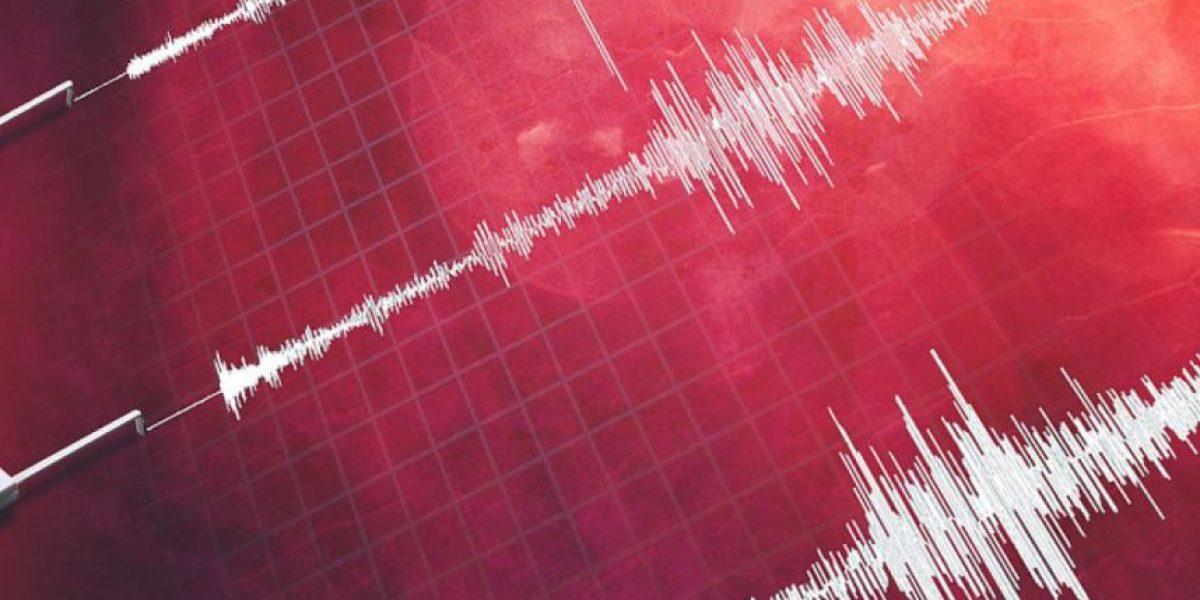 Sismo de mediana magnitud remece a Valdivia y la isla de Chiloé