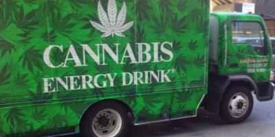 Ya llegó a Chile: comienzan a vender bebida energética en base a Cannabis