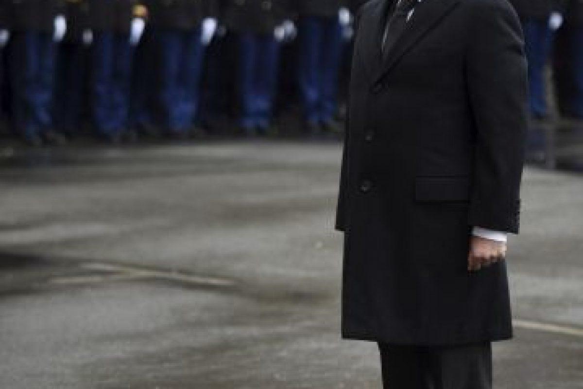 El presidente Francois Hollande encabezó los actos de conmemoración Foto:AP. Imagen Por: