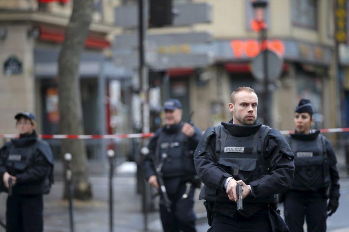 Sin embargo, expertos en explosivos confirmaron que era falso Foto:AP. Imagen Por: