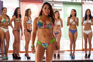 Aquí aparecen todas las candidatas Foto:Aton Chile. Imagen Por: