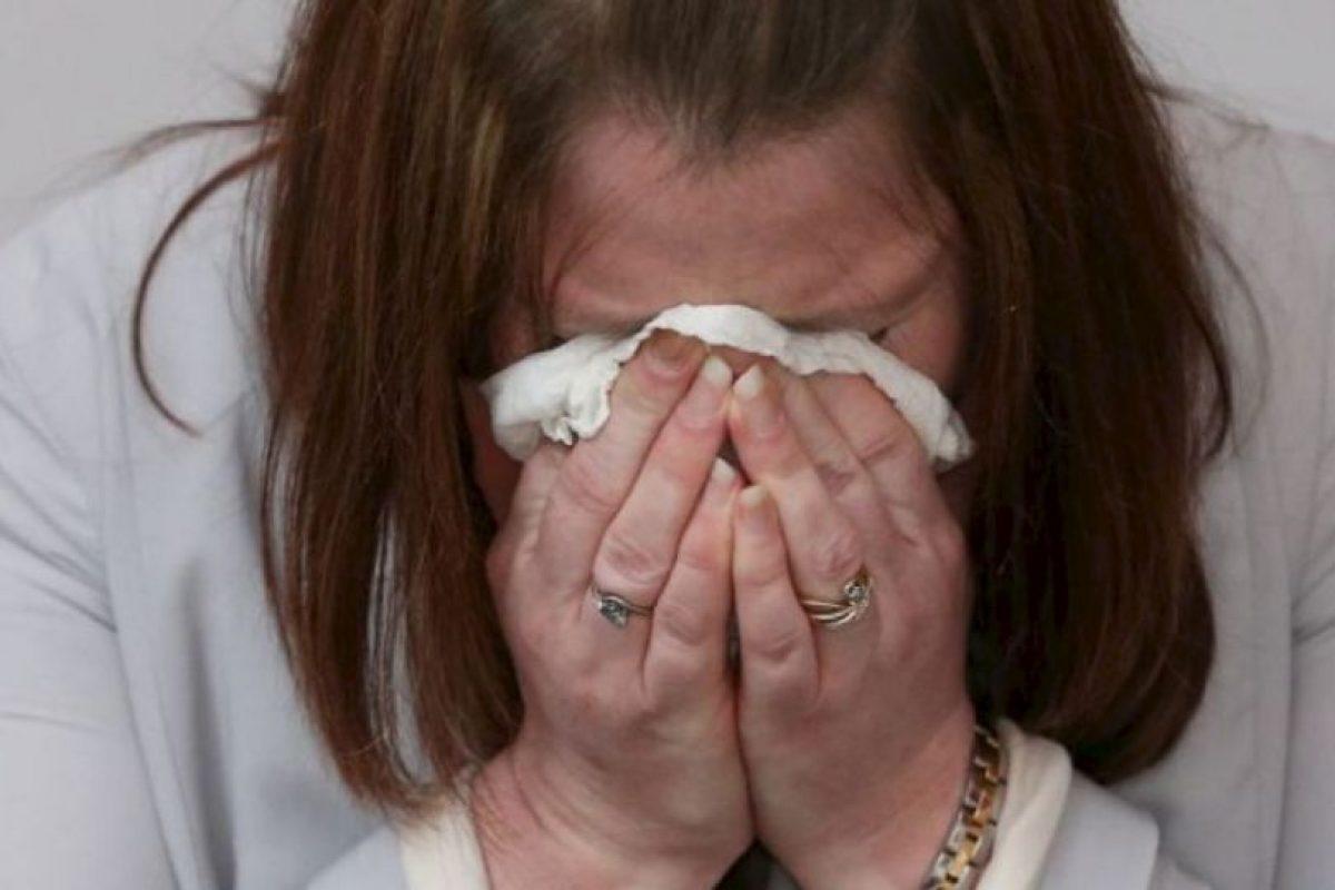 El 25 de noviembre se conmemora el Día Internacional de la Eliminación de la Violencia contra la Mujer. Foto:Getty Images. Imagen Por: