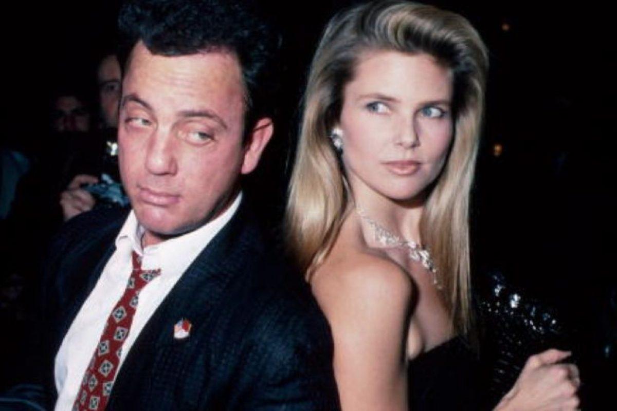 Se casó con Billy Joel en los años 80 (y luego tuvo tres maridos más). Foto:vía Getty Images. Imagen Por: