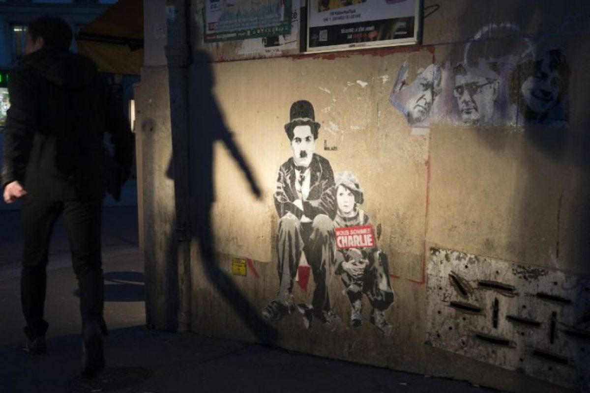 El atentado marco a los franceses, con la muerte de 17 personas. Foto:AFP. Imagen Por: