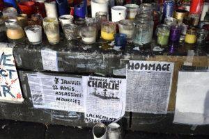 Francia recuerda a las víctimas de la masacre. Foto:AFP. Imagen Por: