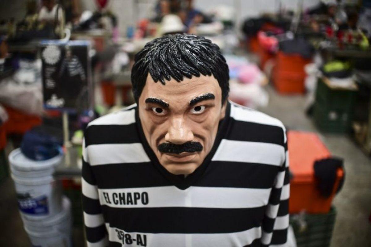 """Joaquín """"El Chapo"""" Guzmán, fue capturado este 8 de enero. Foto:AFP. Imagen Por:"""