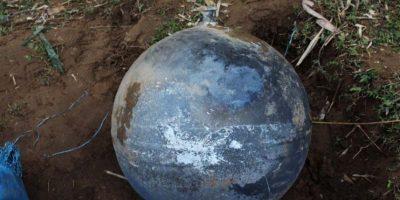 El misterio de las bolas espaciales que cayeron en Vietnam