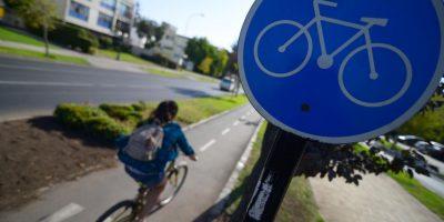 Experto analiza las cinco peores ciclovías de Santiago