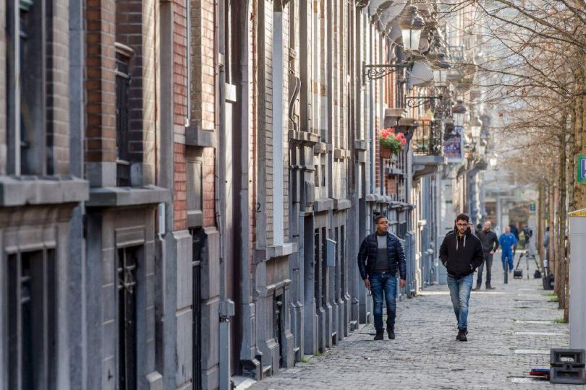 Las autoridades de Bélgica encontraron restos de explosivos, cinturones y una huella dactilar de Salah Abdeslam Foto:AP. Imagen Por: