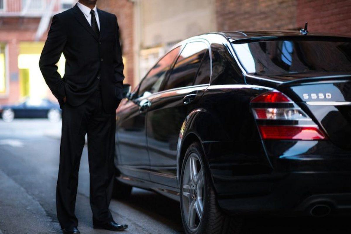 DESPUÉS DEL VIAJE… Foto:Uber. Imagen Por:
