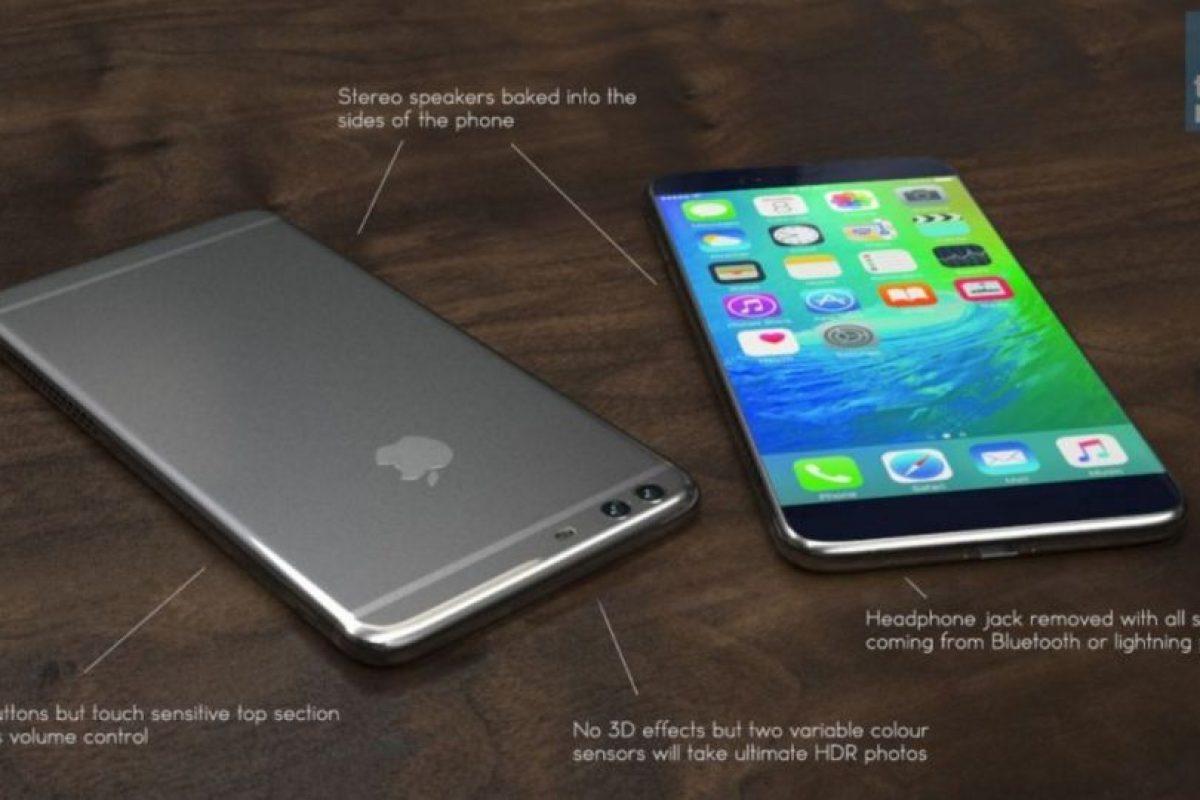 Los conceptos del iPhone 7 Foto:vía Tumblr.com. Imagen Por: