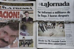 Es el líder del Cartel de Sinaloa. Foto:AFP. Imagen Por: