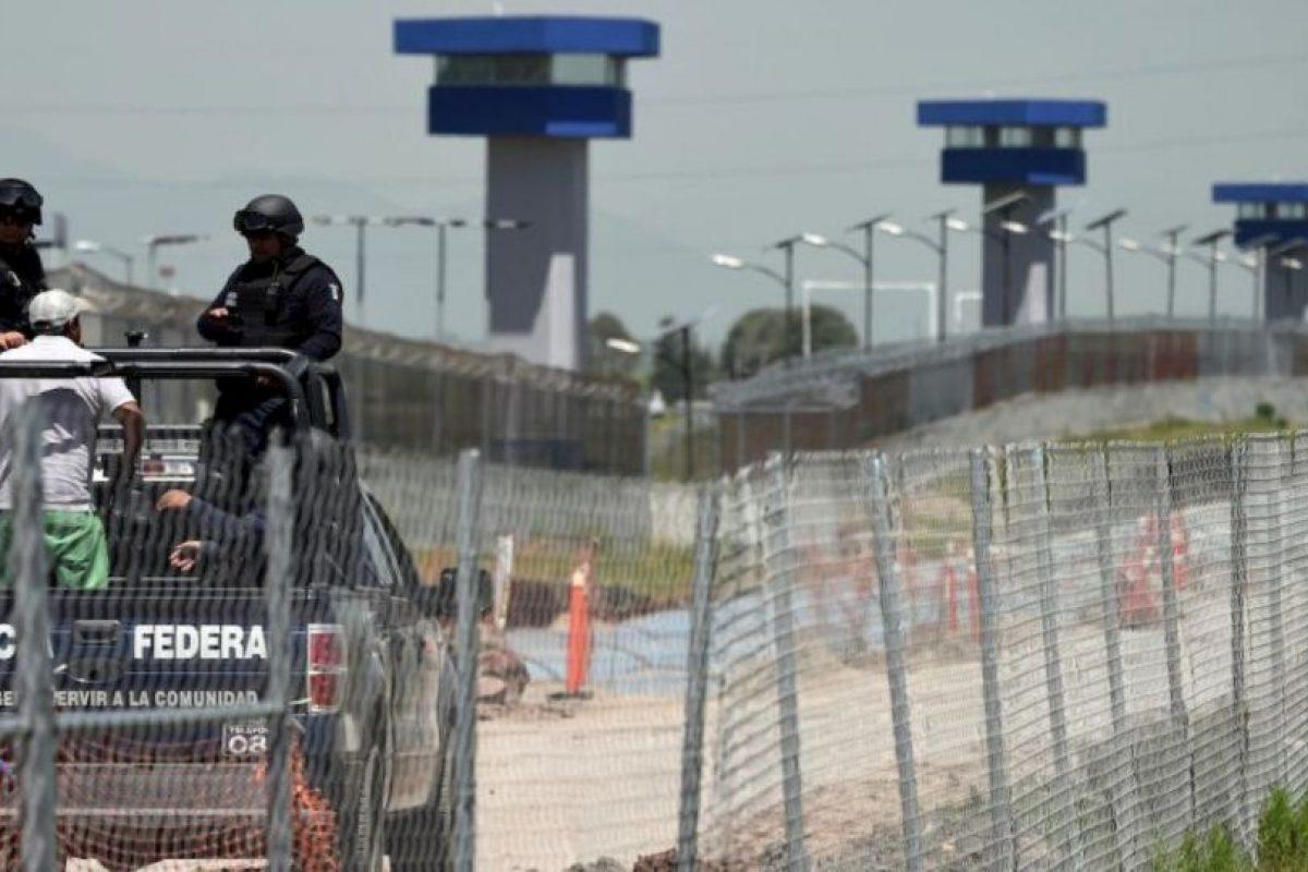 Su último escape fue por un túnel subterraneo. Foto:AFP. Imagen Por: