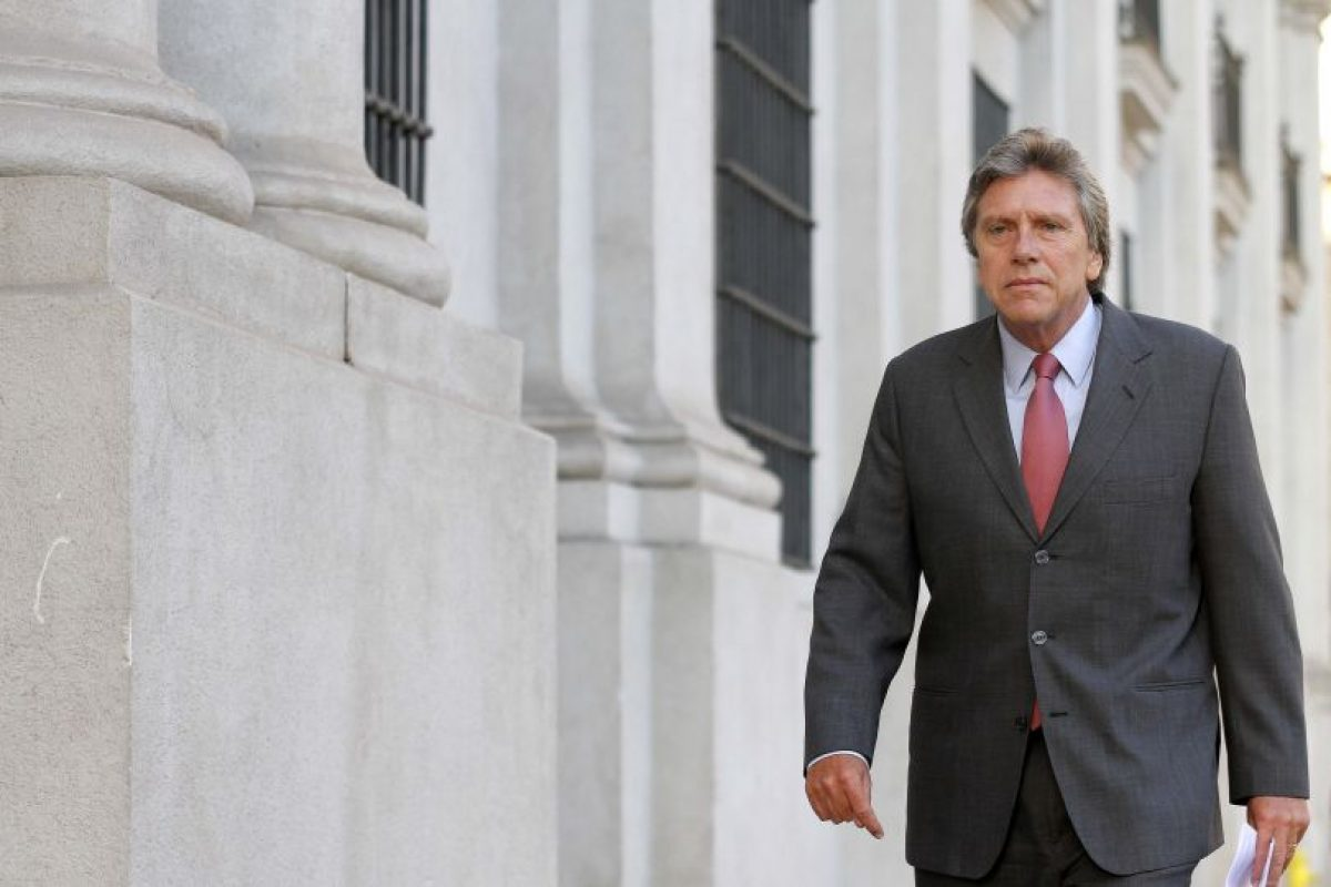 Alberto Espina, senador (RN). Foto:AgenciaUno. Imagen Por: