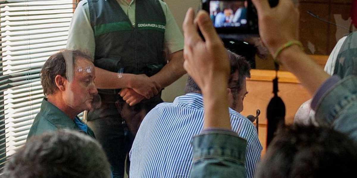 Caso Haeger: renuncia abogado defensor de Jaime Anguita