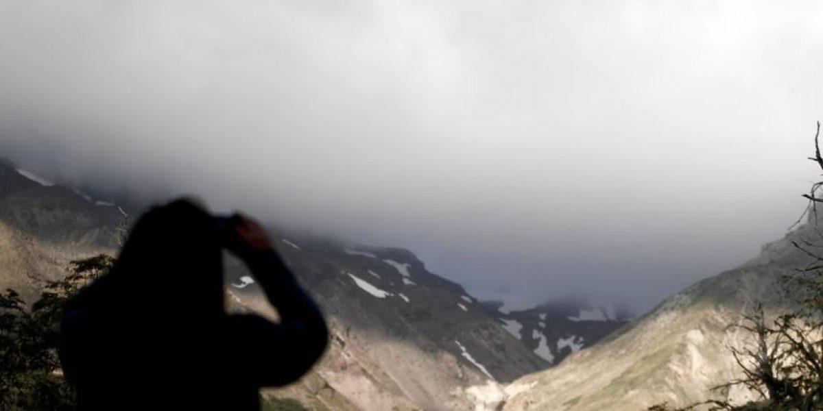 Sernageomin informó de nueva emisión de ceniza en Nevados de Chillán