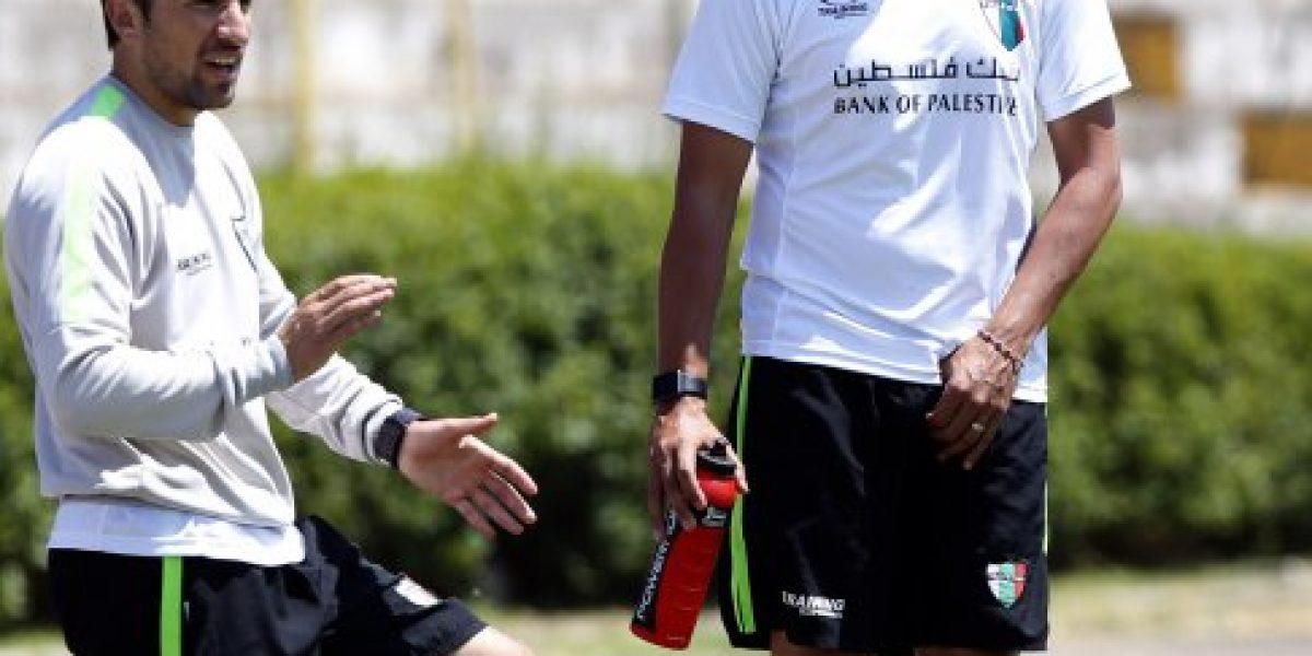 Partido por la hermandad: Palestino goleó a Al Ahli en La Cisterna ...