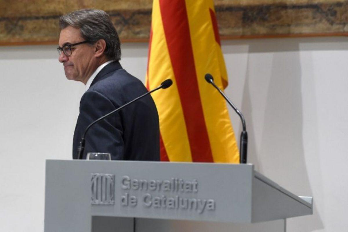 El dirigente comunicó su decisión de Foto:AFP. Imagen Por: