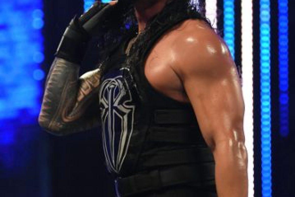7. Roman Reigns Foto:Getty Images. Imagen Por: