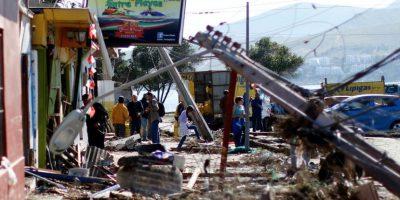 Estudio: tsunamis del norte llegan más rápido a zonas costeras