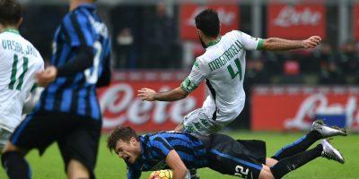 Medel se baja de la cima: Inter de Milán cae y ahora Napoli es el líder en Italia