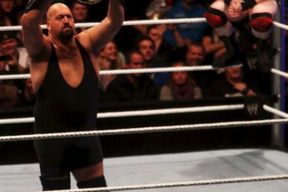 1.35 millones de dólares + Autobús personal en los tours de la WWE Foto:Getty Images. Imagen Por: