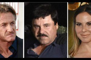 """Por medio de Kate del Castillo, Penn logró el contacto del """"Chapo"""" y se reunió con él en suelo mexicano. Foto:AFP. Imagen Por:"""