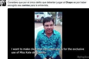"""También esta. Dicen que por ellas, el típico """"gusto narco"""" es latinoamericano. Foto:vía Kate del Castillo Productions. Imagen Por:"""
