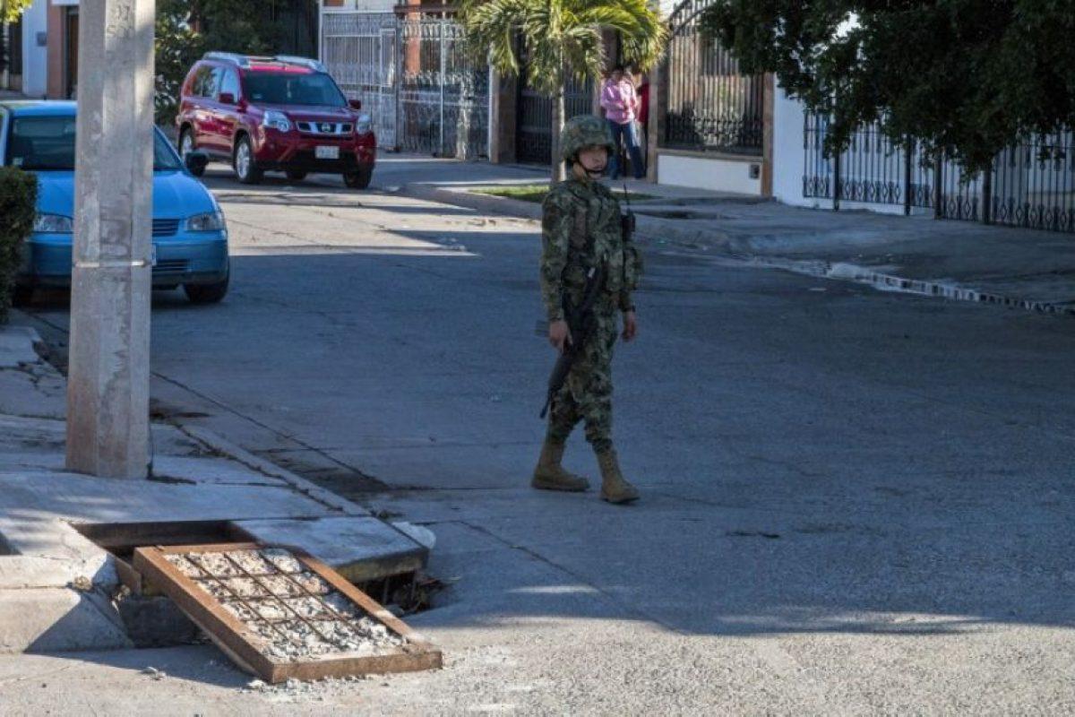 Durante su historial como criminal lleva 3 capturas Foto:AFP. Imagen Por: