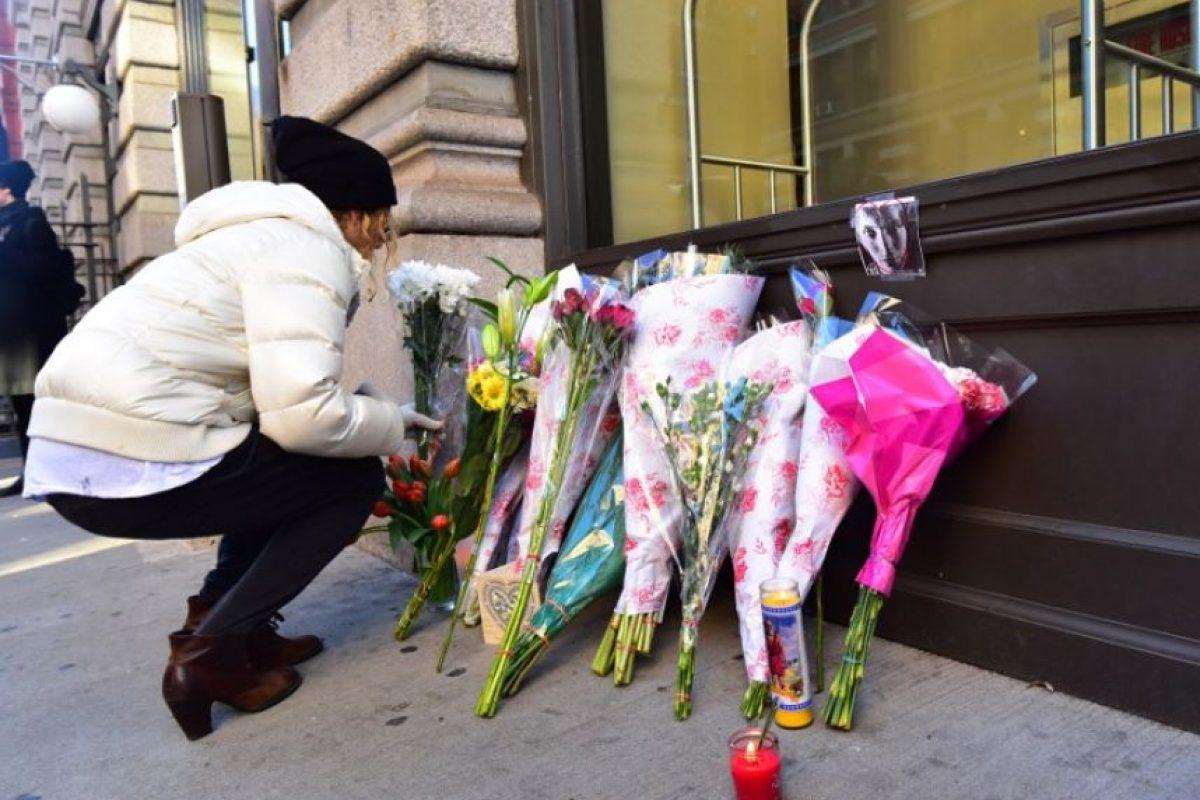 Mientras se encontraba en Nueva York, Estados Unidos. Foto:AFP. Imagen Por: