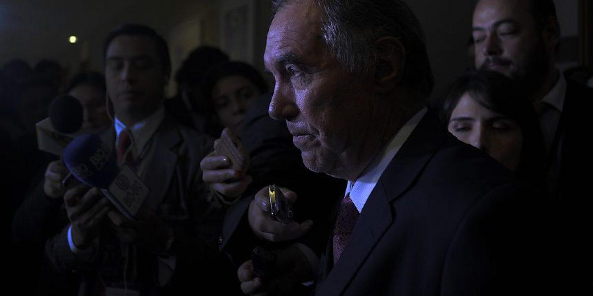 Senador Jaime Orpis confirma que renuncia