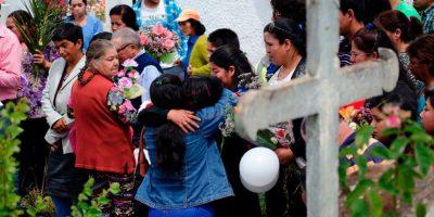 Escenas de intenso dolor en funerales de víctimas de accidente en Angol