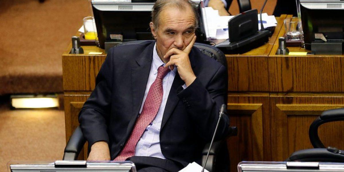 Corpesca: Corte analizará el 14 de enero si desafuera a senador Jaime Orpis