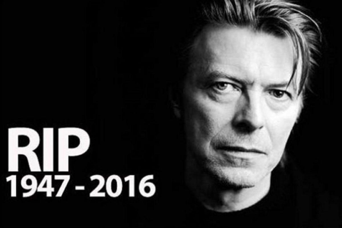 David Bowie falleció a los 69 años de edad. Foto:vía Instagram.com. Imagen Por:
