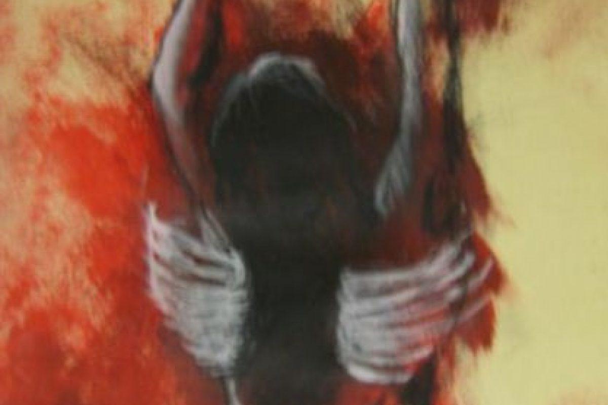 1- Águila de Sangre. Un método de tortura y asesinato usado por los vikingos. Se le registra en las leyendas nórdicas. Foto:vía Tumblr.com. Imagen Por: